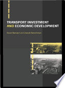 Transport Investment and Economic Development Book