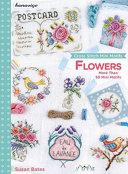 Cross Stitch Mini Motifs: Flowers