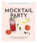 Mocktail Party Pdf/ePub eBook