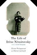 Pdf The Life of Irene Nemirovsky Telecharger