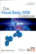 Das Visual Basic 2008 Codebook