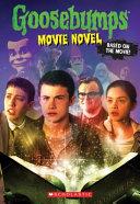 Goosebumps the Movie: The Movie Novel image