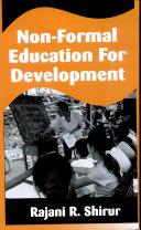 Non Formal Education for Development
