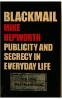 Blackmail ebook