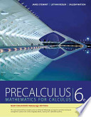 Precalculus, Enhanced WebAssign Edition (with Enhanced WebAssign Printed Access Card for Pre-Calculus and College Algebra, Single-Term Courses)