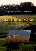 Agricultural English Pdf/ePub eBook