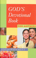 God s Devotional Book for Mothers