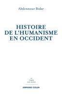Pdf Histoire de l'humanisme en Occident Telecharger