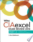 Wiley CIAexcel Exam Review 2018, Part 3.pdf