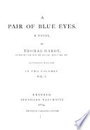A Pair of Blue Eyes Book