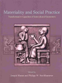 Materiality and Social Practice