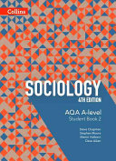Cover of AQA A-level Sociology - Student