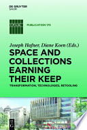 Space and Collections Earning their Keep Book