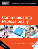 Communicating Professionally  Third Edition
