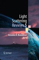Light Scattering Reviews 5