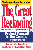 Pdf The Great Reckoning