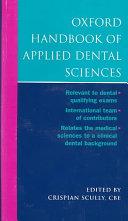 Oxford Handbook of Applied Dental Sciences