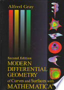 Modern Differential Geometry Of Curves And Surfaces With Mathematica Second Edition