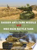 Sagger Anti Tank Missile vs M60 Main Battle Tank
