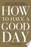 How To Have A Good Day PDF