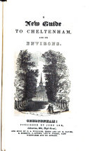A New Guide to Cheltenham, and its environs. [With maps.] ebook