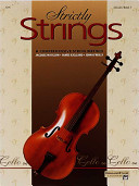 Strictly Strings, Bk 1: Cello