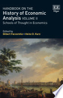 Handbook on the History of Economic Analysis Volume II Book