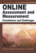 Online Assessment  Measurement  and Evaluation Book