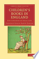 Children's Books in England