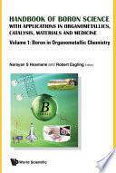 Handbook of Boron Science