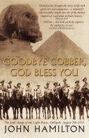 Goodbye Cobber  God Bless You