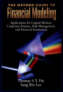 Pdf The Oxford Guide to Financial Modeling Telecharger