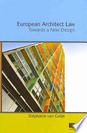 European Architect Law