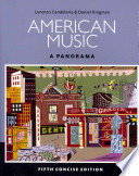 American Music: A Panorama, Concise (Book Only)