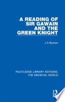 A Reading of Sir Gawain and the Green Knight Book