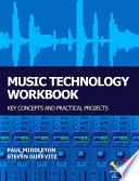 Music Technology Workbook Book PDF