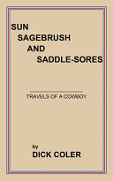 SUN SAGEBRUSH AND SADDLE-SORES