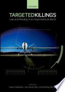 Targeted Killings Book