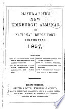 Oliver and Boyd s New Edinburgh Almanac and National Repository