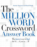 The Million Word Crossword Answer Book PDF
