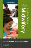 Cover of Myles Survival Guide to Midwifery