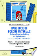 Handbook Of Porous Materials  Synthesis  Properties  Modeling And Key Applications  In 4 Volumes