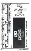 CURRENT CONTENTS October 11 1999 volume 21 number 21