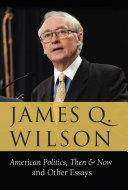 American Politics, Then & Now Pdf/ePub eBook