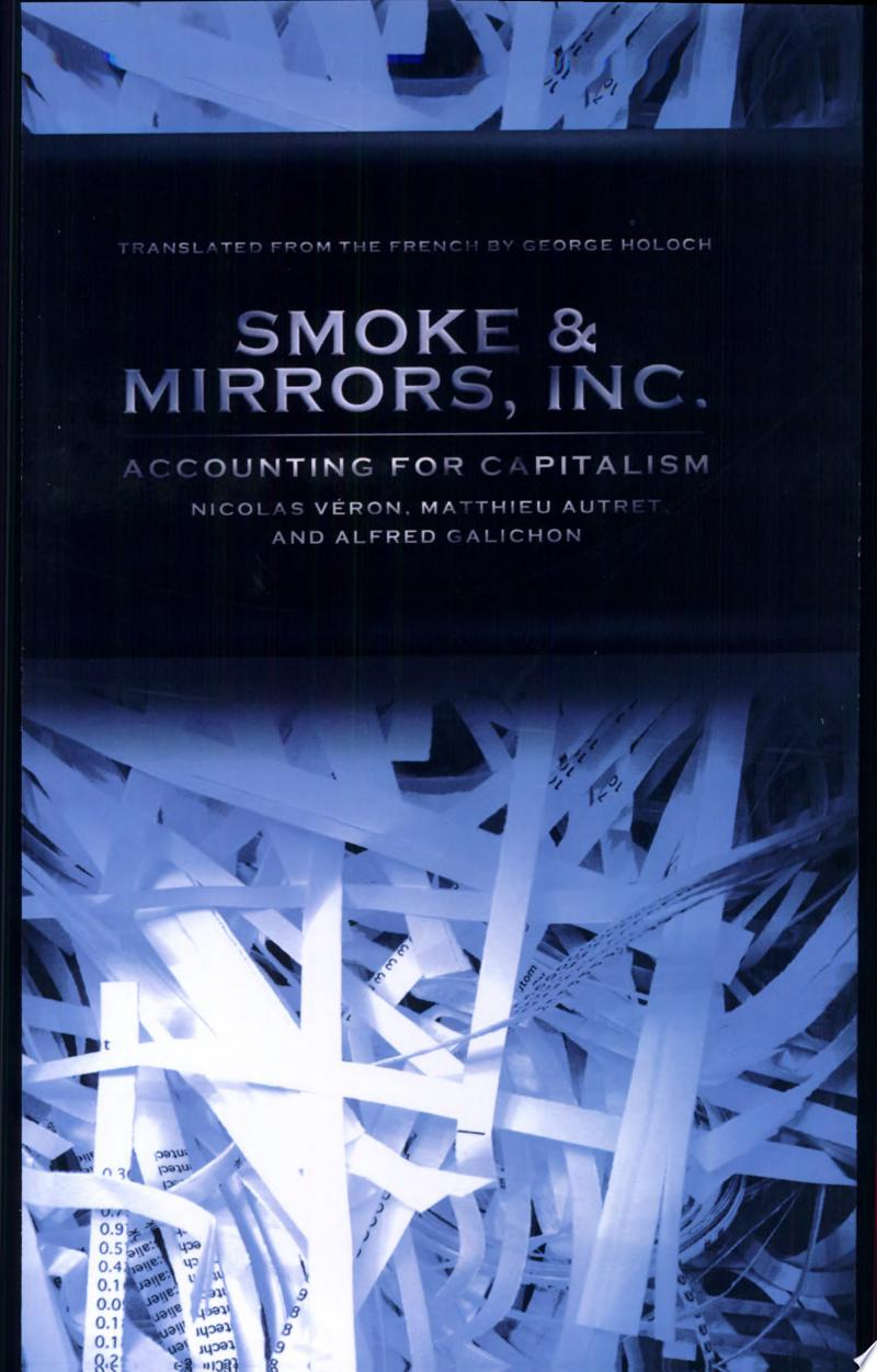 Smoke & Mirrors, Inc banner backdrop