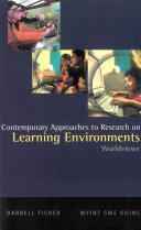 Contemporary Approaches to Research on Learning Environments