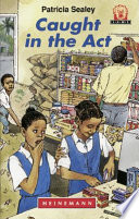 Books - Junior African Writers Series Lvl 1: Caught in the Act | ISBN 9780435891077