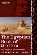 The Egyptian Book of the Dead [Pdf/ePub] eBook