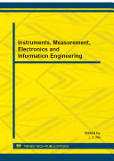 Instruments  Measurement  Electronics and Information Engineering