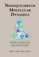 Nonequilibrium Molecular Dynamics